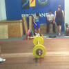 Cougar's Weightlifting Club Comp 25th Aug 2012<br /> Snatch attempt 3 @ 62kg. New PB.