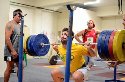 Cougars Gym Training
