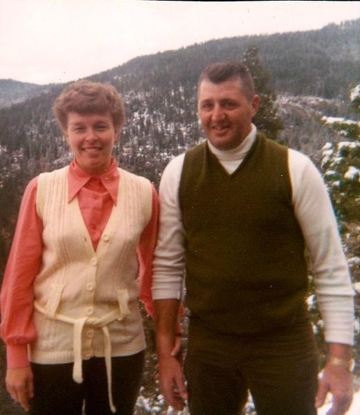 Phyllis Weiker; Carleton Weiker; California