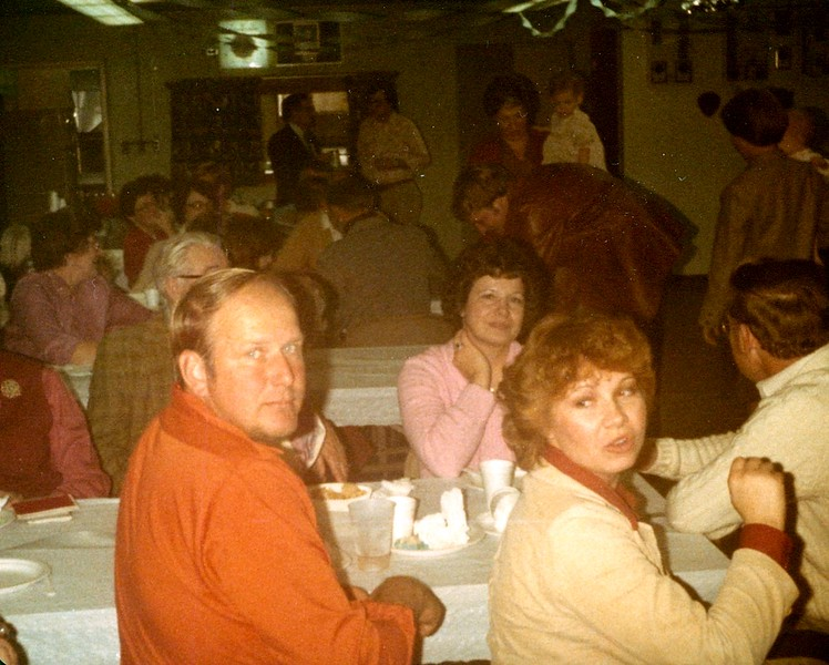 Larry and Lela Miller, Alice Marie Wilhelm