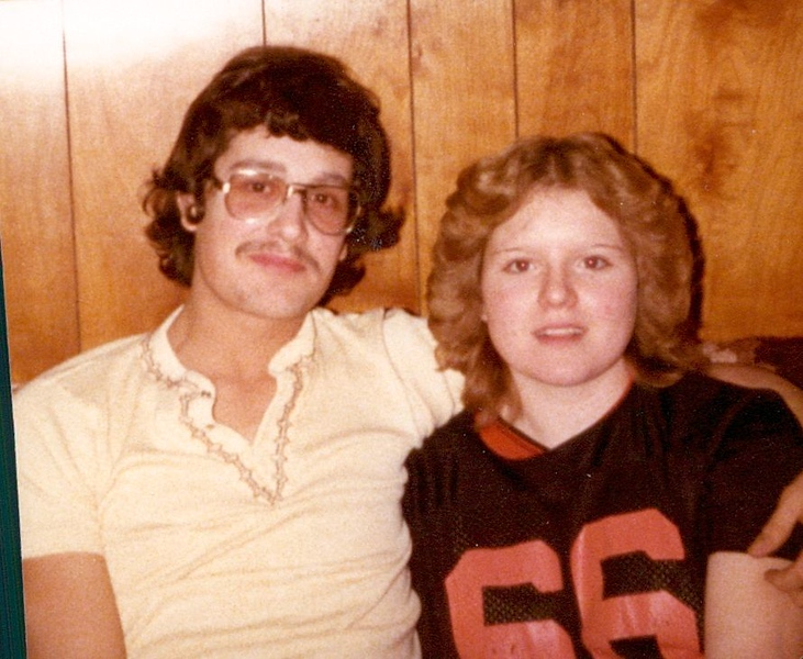 Phil Benner and Peggy (Weiker) Benner