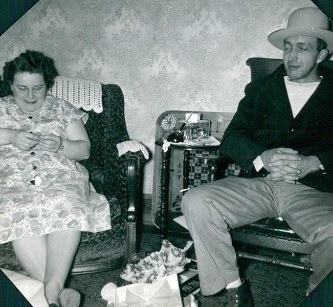Mildred Pontius, John Gilette Pontius
