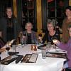 8. Artists have dinner afterward at Bravos