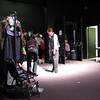 1. Bernina Fashion show back stage
