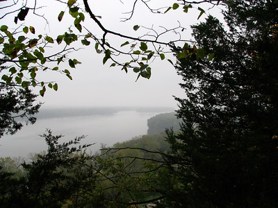 Mississippi River fall 2007