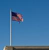 Jackson, CA. Tattered patriots. January 21, 2011.