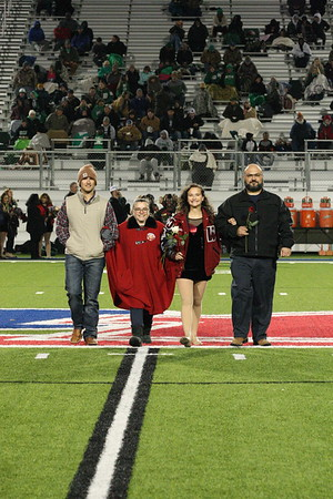 191108 Weiss Band and Scarlets Seniors
