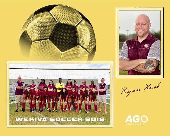 wekiva soccer 2018 team