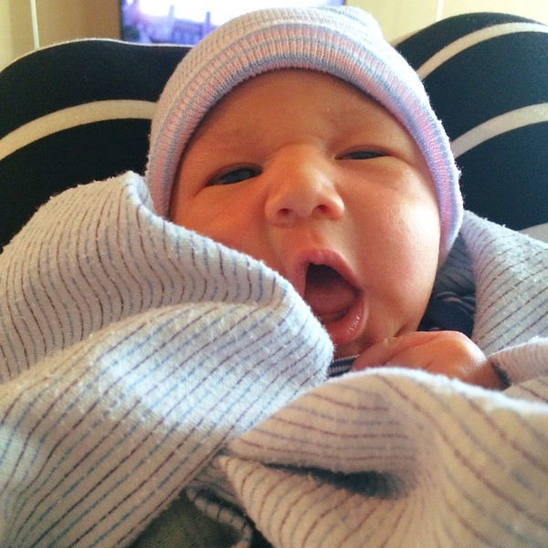 Welcome Ayan Minh Duc Shah! March 2015