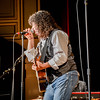 Preformer Hirsh Gardner preforms at the Welcome Home Concert for Veterans. SUN/Caley McGuane