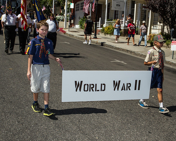 Constitution Day Parade 2012