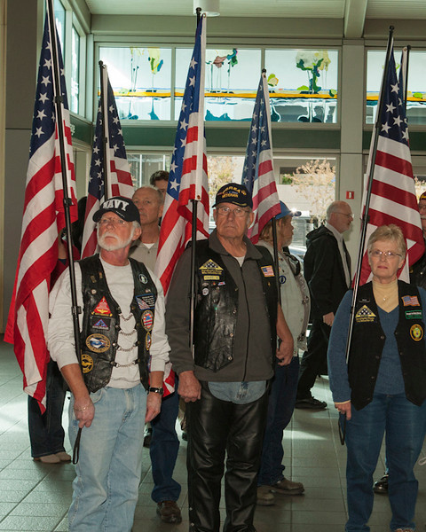 Friends of Nevada County Military