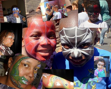 Tanya Ndip Photography/Face Painter.  Book Me Today!  347-450-1850