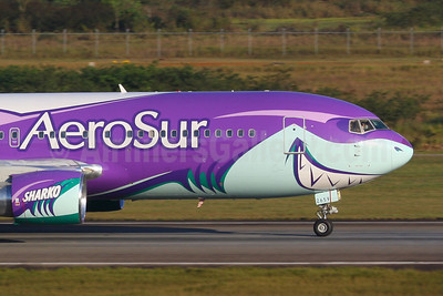 AeroSur (Bolivia) Boeing 767-284 ER CP-2659 (msn 24742) GRU (Marcelo F. De Biasi).
