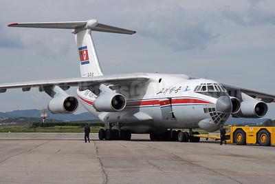 Air Koryo Ilyushin Il-76TD P-914 (msn 10034041446) FNJ (Richard Vandervord). Image: 913436.