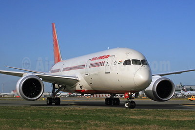 Air India Boeing 787-8 Dreamliner VT-ANL (msn 36283) LHR (SPA). Image: 926918.