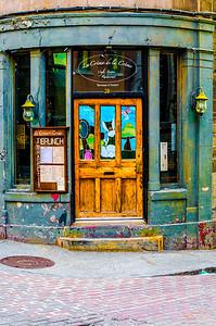 Marie Eve`s coffee shop