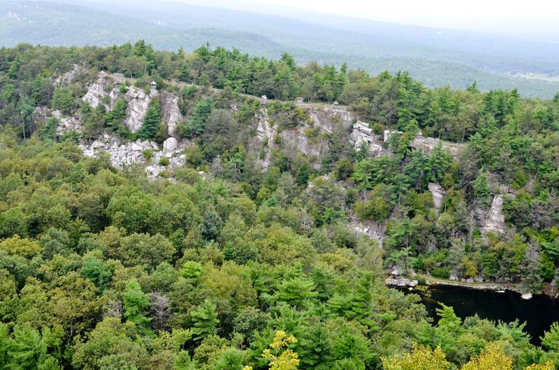 Shawangunk Mountains, NY