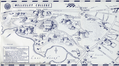WC Archives_CampusMap_1967_1968