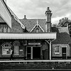 Booking Office, Wellingborough Railway Station