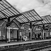 Midland Railway Canopy, Wellingborough Railway Station