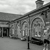 Frontage, Wellingborough Railway Station