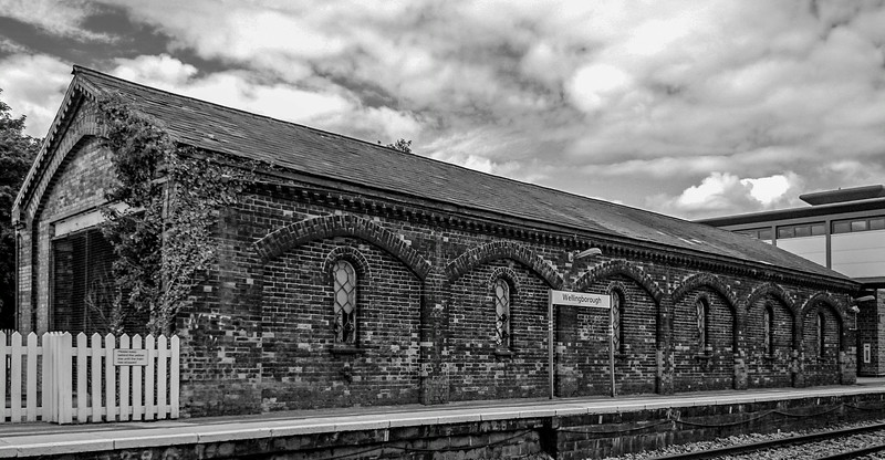 Engine Shed, Wellingborough Railway Station