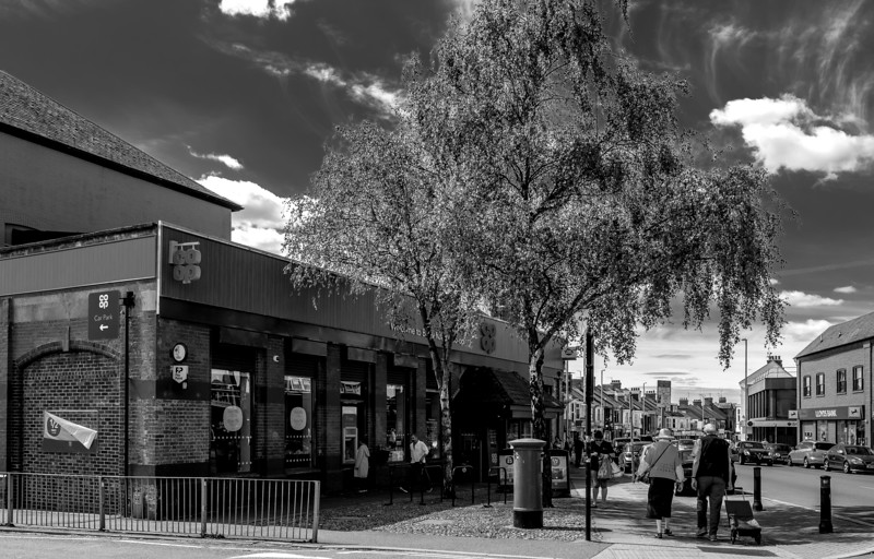 Barry Road Co-op, Northampton