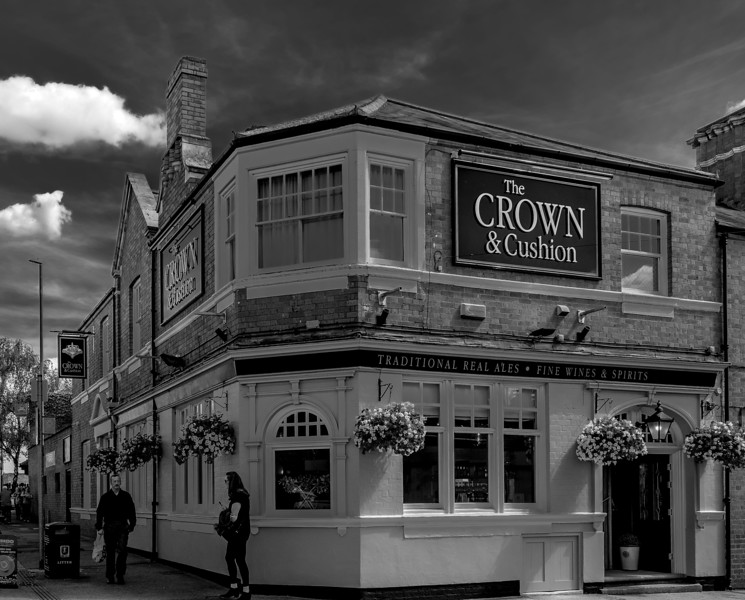 The Crown and Cushion, Northampton