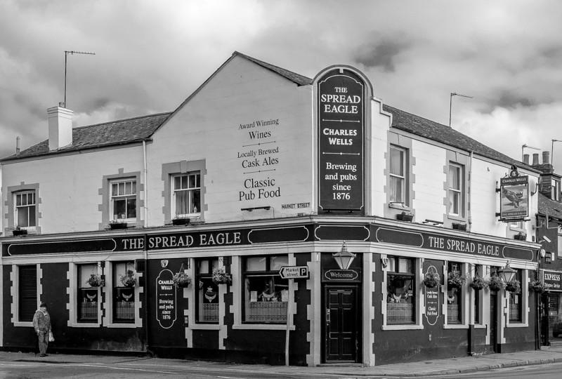 The Spread Eagle, Wellingborough Road, Northampton