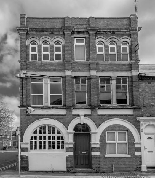 Shoe Factory, Stockley Street