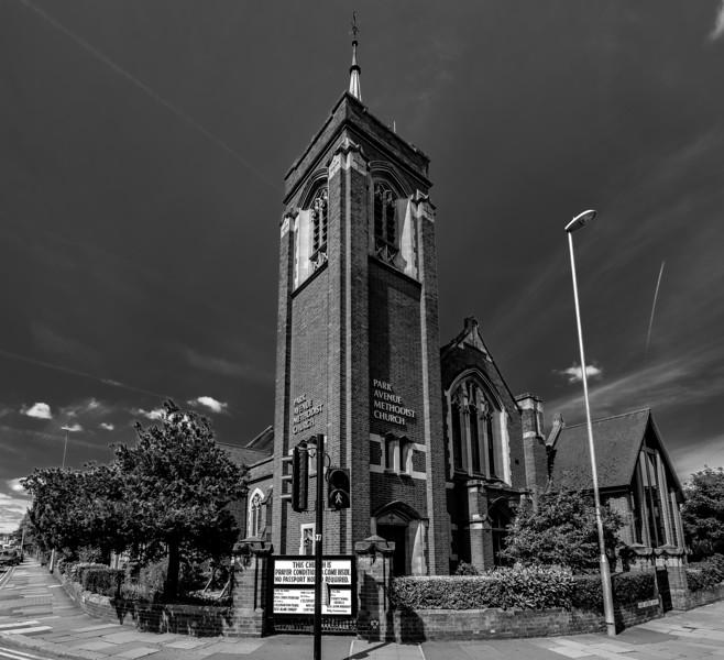 Park Avenue Methodist Church, Northampton