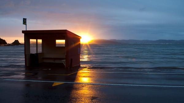 20121206 Wellington Sunset from Eastborne _MG_7750 b
