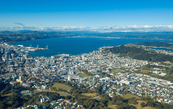 20110224 1756 Aerial views of Wellington _MG_7155 a b