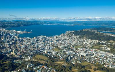 20110224 1756 Aerial views of Wellington _MG_7155 a b