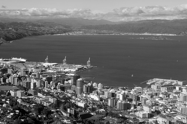 20110224 1756 Aerial views of Wellington _MG_7153 a b