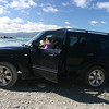 Cousins 4x4 shortly after they got it stuck in the sand and we had to push it out :-D