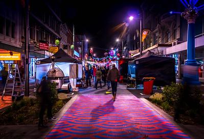 Night market scene 1