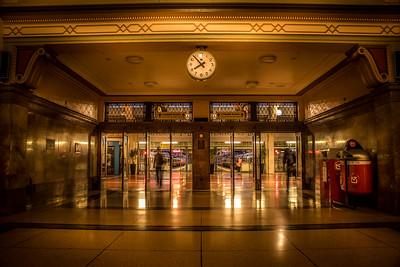Wellington train station 1