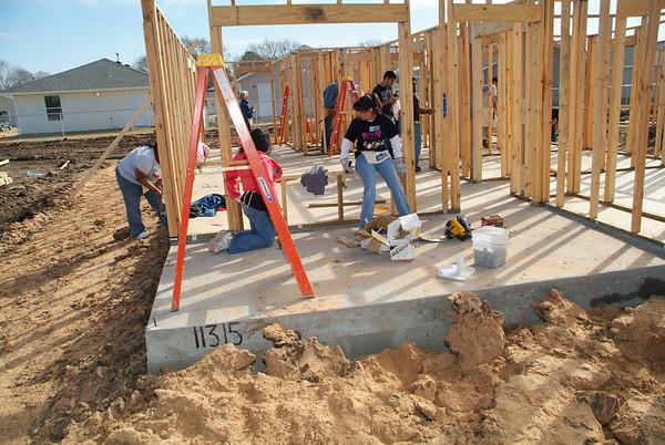 Houston Habitat Build Extra
