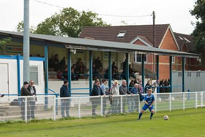 Wells City v. Cadbury Heath, Western League Premier Division, 08/10/2016