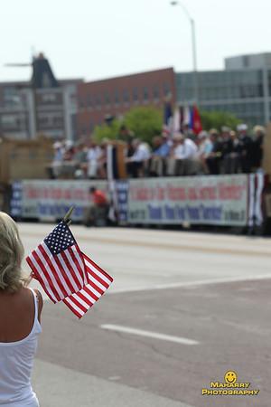 Vet's Parade 6/30/2012