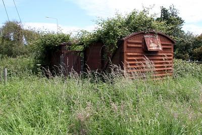 B7xxxxx 12t Vent Van Plank, Nth side A4106, Nottage Road, Newton, Bridgend     13/06/14