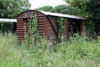 B7745xx 12t Vent Van Plank, Logdge House Farm, St Lythans Road, St Lythans, Wenvoe, Vale of Glamorgan     14/06/14