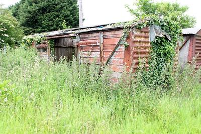 B7xxxxx 12t Vent Van Plank, Logdge House Farm, St Lythans Road, St Lythans, Wenvoe, Vale of Glamorgan     14/06/14