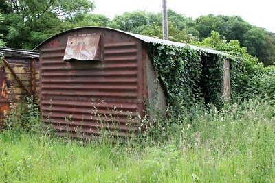 B7xxxxx 12t Vent Van Ply, Logdge House Farm, St Lythans Road, St Lythans, Wenvoe, Vale of Glamorgan     14/06/14