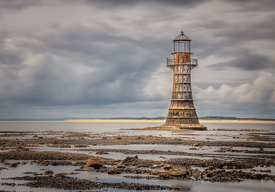 Whiteford Point Lighthouse, Gower