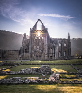 Tintern Abbey, Wye Valley