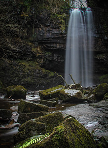 South Wales tallest waterfall