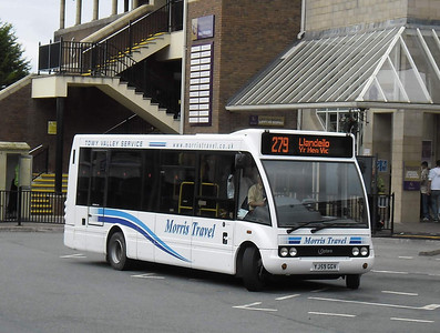 YJ59GGV - Carmarthen (bus station)